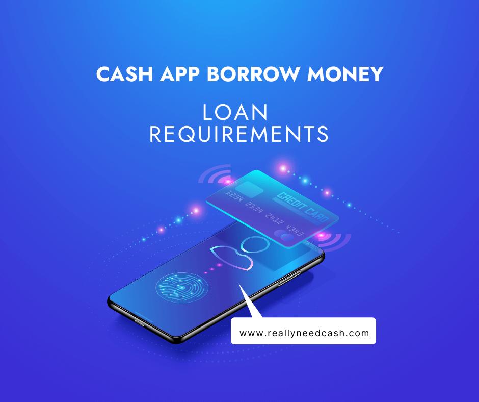 can you borrow money from cash app