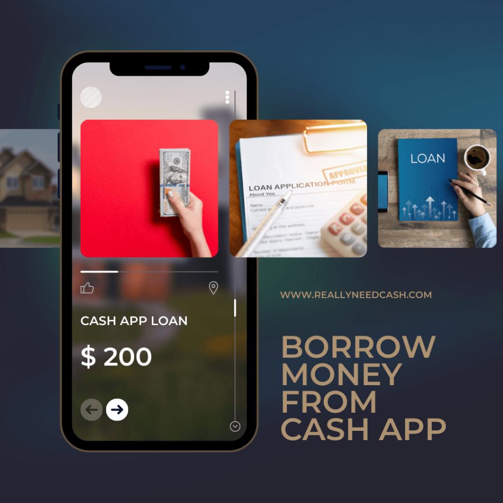 cash app borrow money