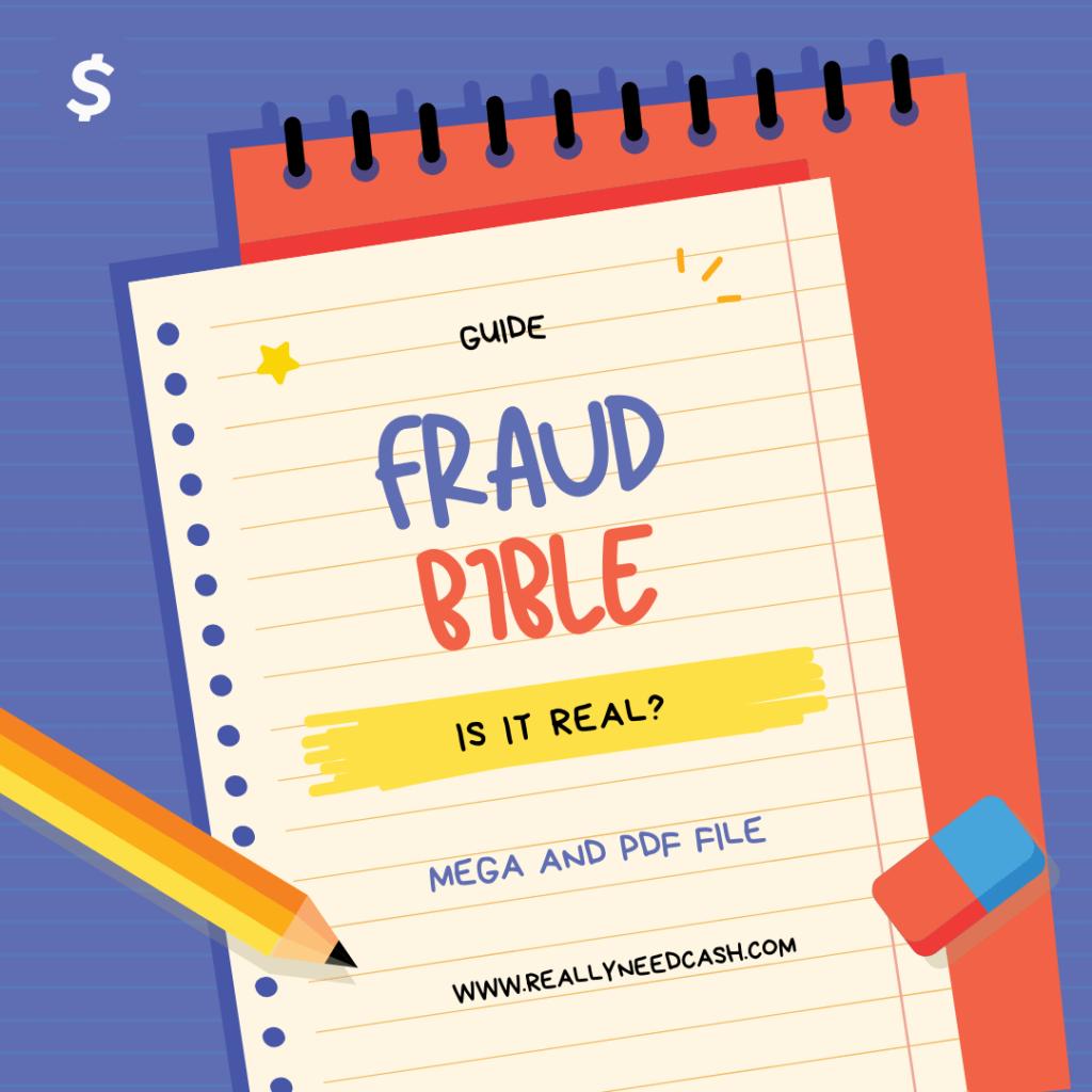 fraud bible 2020 methods pdf